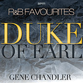 R&B Favourites - Duke of Earl de Various Artists