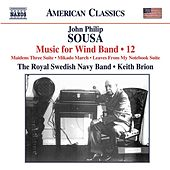 Sousa: Music for Wind Band, Vol. 12 de Royal Swedish Navy Band
