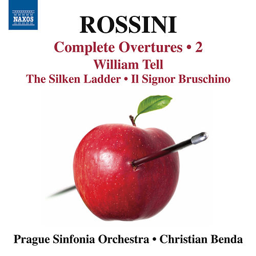 Rossini: Complete Overtures, Vol. 2 by Prague Sinfonia