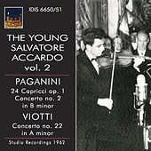 The Young Salvatore Accardo, Vol. 2 (1962) by Salvatore Accardo