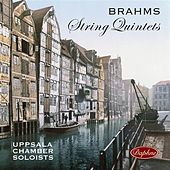 Brahms: String Quintets by Uppsala Chamber Soloists