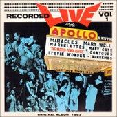 The Motor-Town Revue, Vol. 1: Recorded Live At the Apollo in New York (Original Album Plus Bonus Tracks) von Various Artists