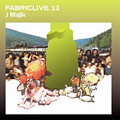 Fabriclive 13: J Majik de Various Artists