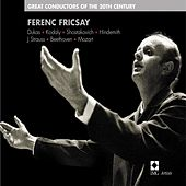 Great Conductors of the 20th Century von Ferenc Fricsay