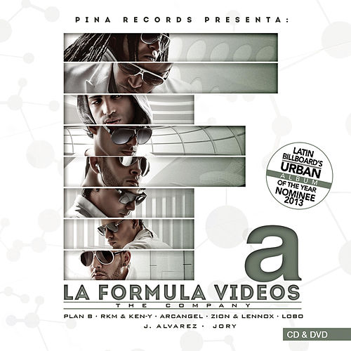 La Fórmula (Deluxe Edition) by Various Artists