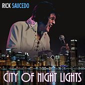 The City of Night Lights by Rick Saucedo