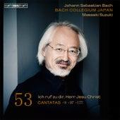 Bach: Cantatas, Vol. 53 de Masaaki Suzuki