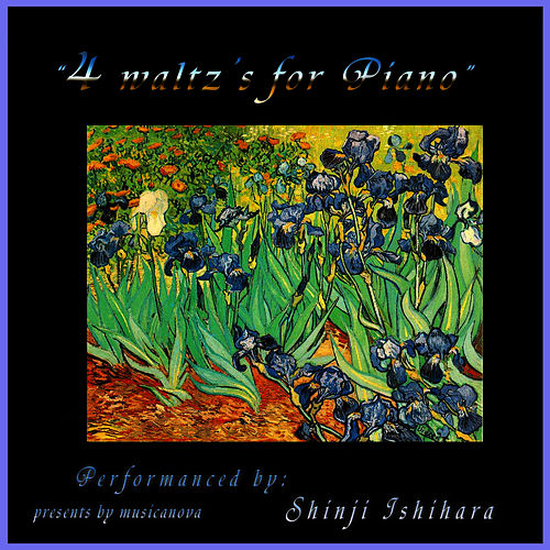 4 waltz's for Piano - EP by Shinji Ishihara