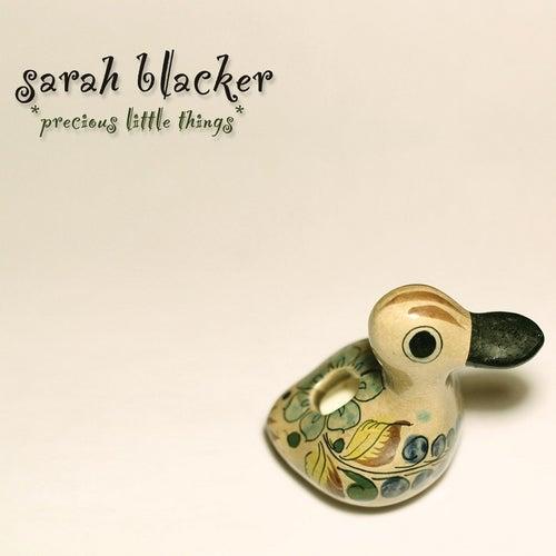 Precious Little Things by Sarah Blacker