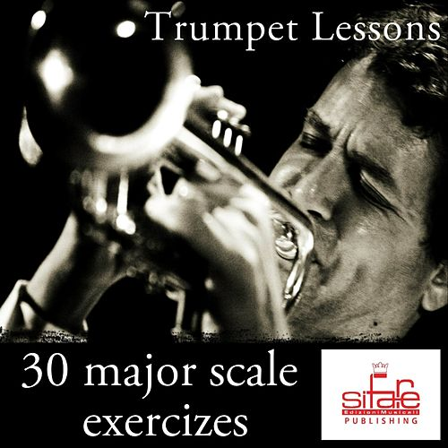 Trumpet Lessons (30 Daily Major Scale Exercizes for Trumpet - Tutorial) by Michael Supnick