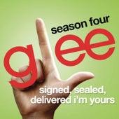 Signed Sealed Delivered I'm Yours (Glee Cast Version) by Glee Cast