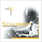 Schubert-Arrau heritage von Claudio Arrau