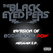 INVASION OF BOOM BOOM POW – MEGAMIX E.P. de Black Eyed Peas