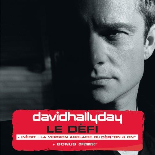 Le Défi de David Hallyday