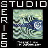 Here I Am To Worship [Studio Series Performance Track] de Sonicflood