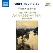 Violin Concertos by Edward Elgar