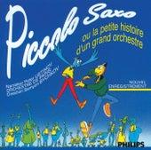 Piccolo Saxo & Passeport van Peter Ustinov