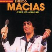Olympia 1972-1980 de Enrico Macias