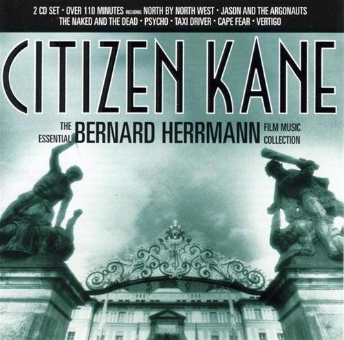 Citizen Kane: The Essential Bernard Herrmann Film Music Collection by City of Prague Philharmonic