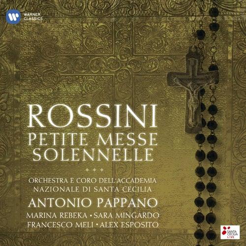 Rossini: Petite Messe Solennelle by Coro Dell'Accademia Nazionale Di Santa Cecilia