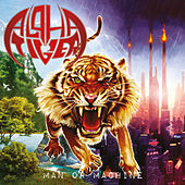 Man or Machine (Re-Issue 2013) by Alpha Tiger