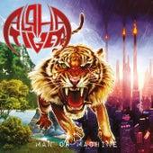 Man or Machine (Re-Issue 2013) de Alpha Tiger
