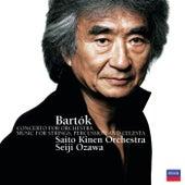Bartok: Concerto for Orchestra / Music for Strings, Percussion & Celeste by Saito Kinen Festival Orchestra