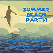 Summer Beach Party! 75 Sizzling Hot Surfing Sounds. Get Cruisin' With Those Twangy Guitars by Various Artists