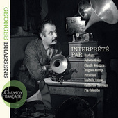 Georges Brassens Et Ses Interprètes de Various Artists