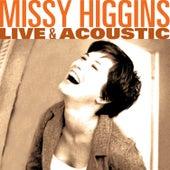Live & Acoustic de Missy Higgins