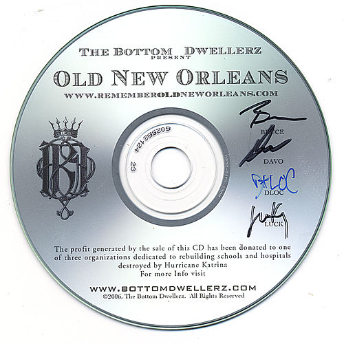 Old New Orleans by Bottom Dwellers