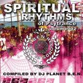 Spiritual Rhythms Of Psytrance Vol.2 by Various Artists