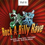 Rock-A-Billy Rave, Vol. 6 by Various Artists