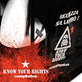 Know Your Rights (Compilation) von Various Artists