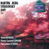 Bartok-Berg-Stravinsky-Amy-Trios de Pierre-Laurent Aimard