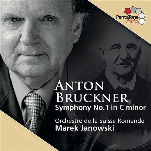 Bruckner: Symphony No. 1 in C minor by Swiss Romande Orchestra