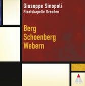 Sinopoli conducts Schoenberg, Berg & Webern by Giuseppe Sinopoli