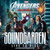 Live To Rise von Soundgarden