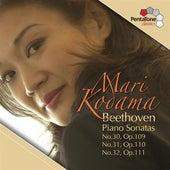 Beethoven: Piano Soantas, Nos. 30, 31 & 32 de Mari Kodama