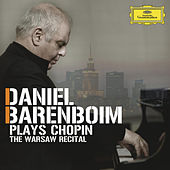 Daniel Barenboim plays Chopin - The Warsaw Recital de Daniel Barenboim