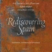 Rediscovering Spain: Fantasías, diferencias & glosas de Various Artists