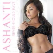 Never Should Have von Ashanti