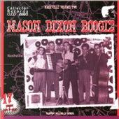 Mason Dixon Boogie von Various Artists