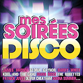 Mes Soirées Disco de Various Artists