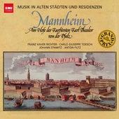 Musik in alten Städten & Residenzen: Mannheim von Karl Ristenpart