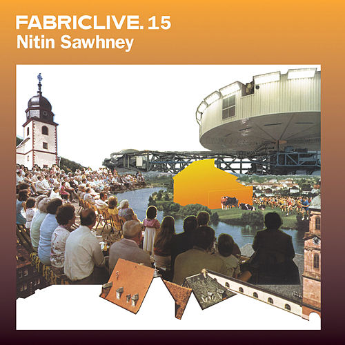 FABRICLIVE 15: Nitin Sawhney by Various Artists