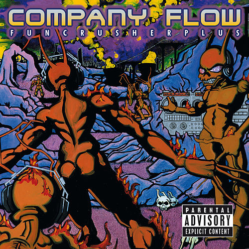 Funcrusher Plus von Company Flow