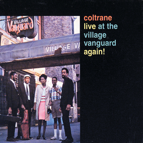 Live At The Village Vanguard Again by John Coltrane