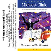 2012 Midwest Clinic: Wheaton Municipal Band von Various Artists
