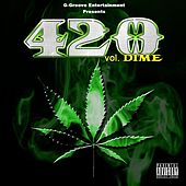 420 Vol. Dime by Various Artists